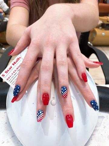 5 Star Nails   Nail salon 33948   Port Charlotte FL